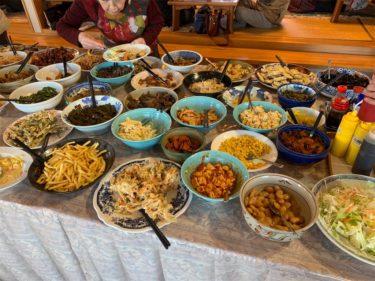 萬年屋の食レポ記事のサムネイル