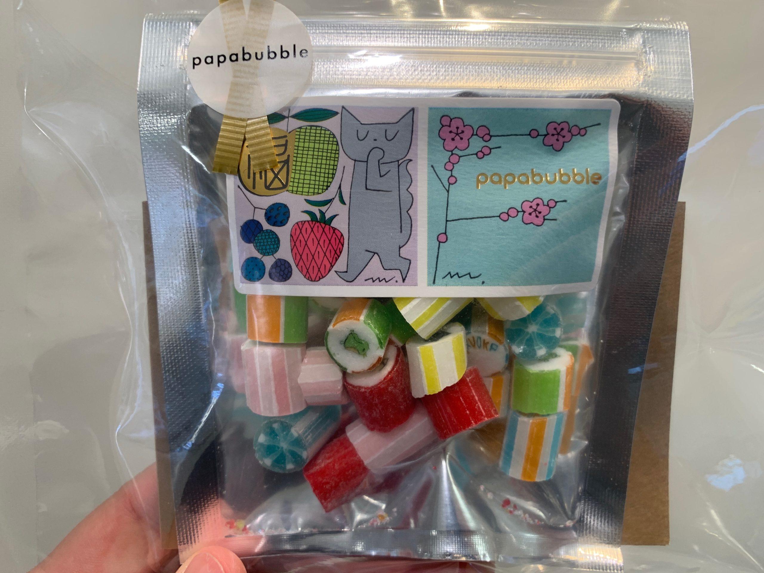 パパブブレのキャンディその2