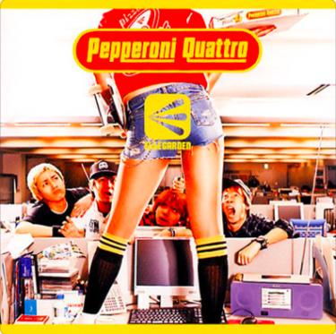 楽曲紹介!ELLEGARDEN×4thアルバム「Pepperoni Quattro」のおすすめ曲!