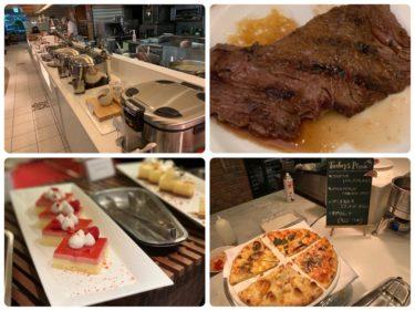 【ANAクラウンカフェ】豪華で格安ランチビュッフェが福岡市博多区のホテルで食べられる!