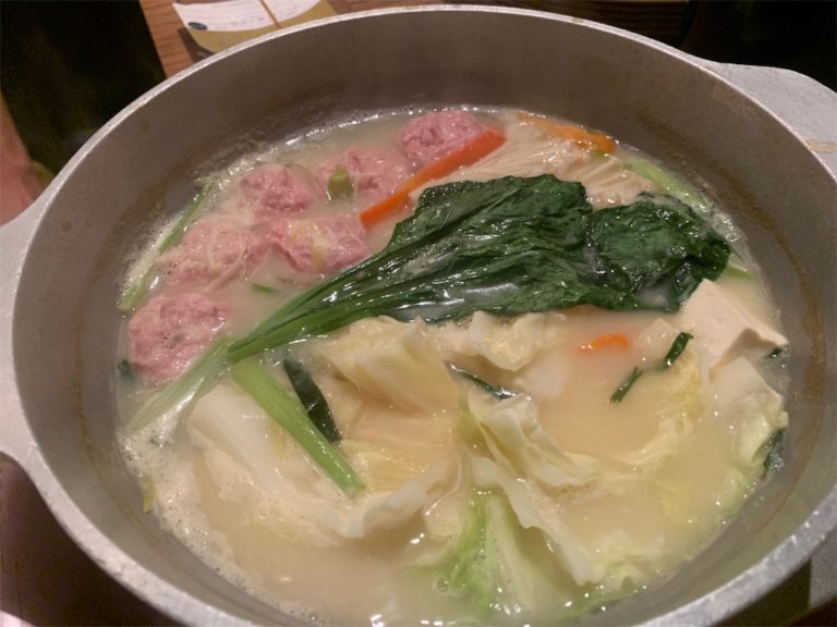 博多水炊き鍋とり田の食レポ記事のサムネイル