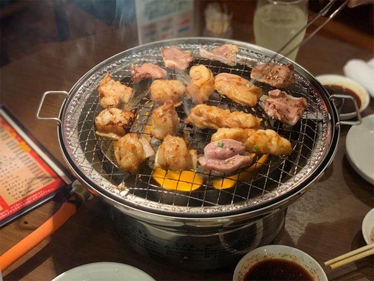ホルモン家しろ壱の食レポ記事のサムネイル