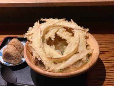 大地のうどんの食レポのサムネイル