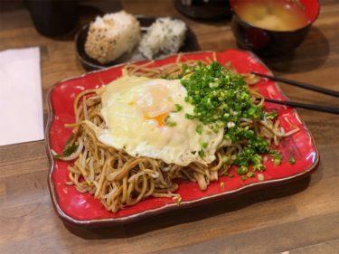 【バソキ屋】博多駅前の焼きそば専門店がボリューム満点で美味しい!