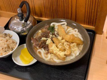 【牧のうどん】福岡といえば食べても減らないうどんが有名!