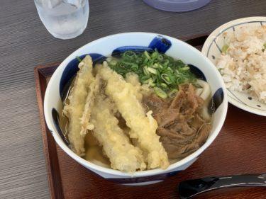 【華新うどん】佐賀から柳川へ移転した立花うどん直系の美味しいうどん屋!