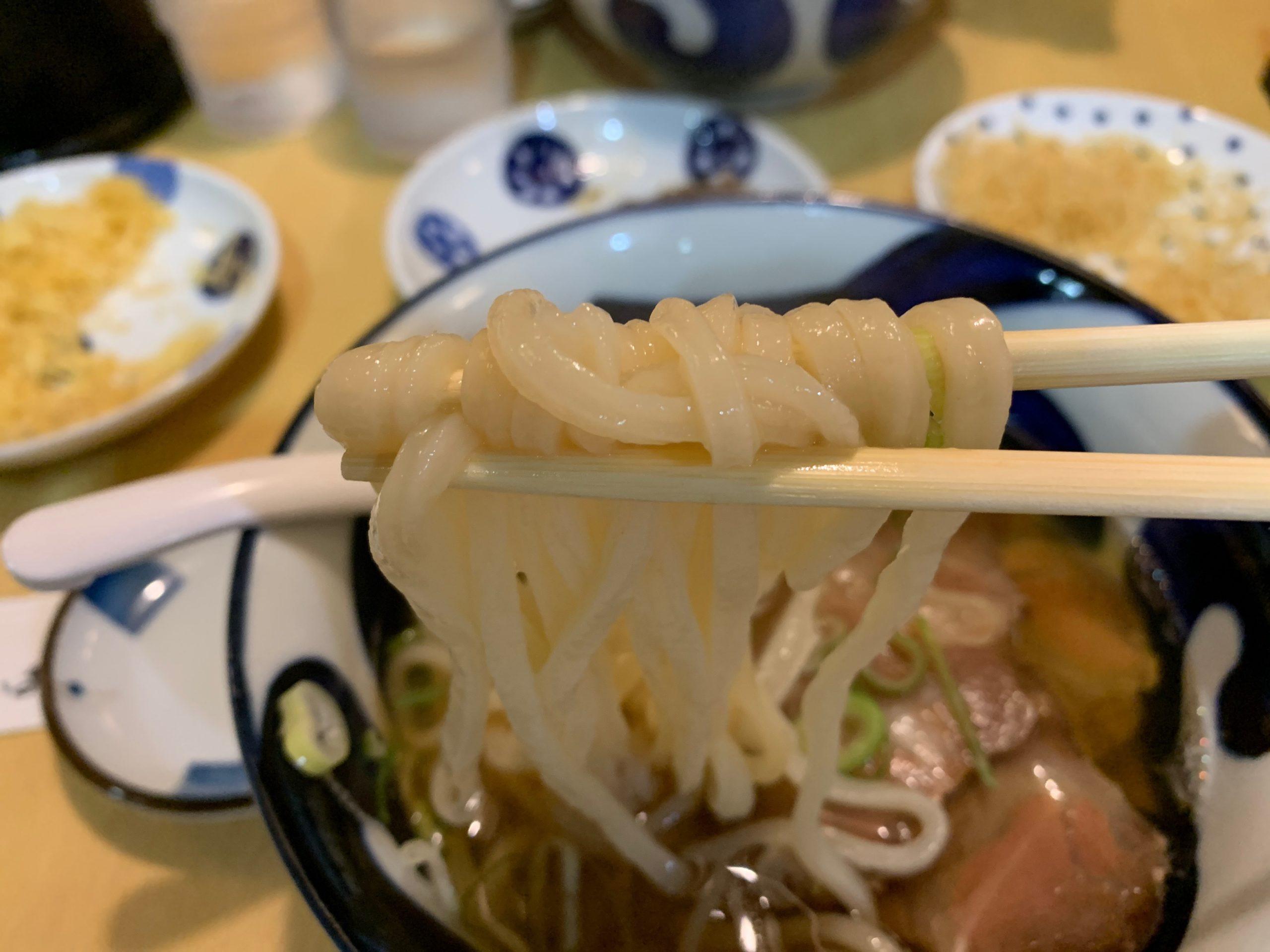 UDON HIROのうどん麺