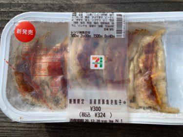 【セブンイレブン】期間限定国産黒豚焼き餃子が美味しすぎる!コンビニのクオリティじゃない!