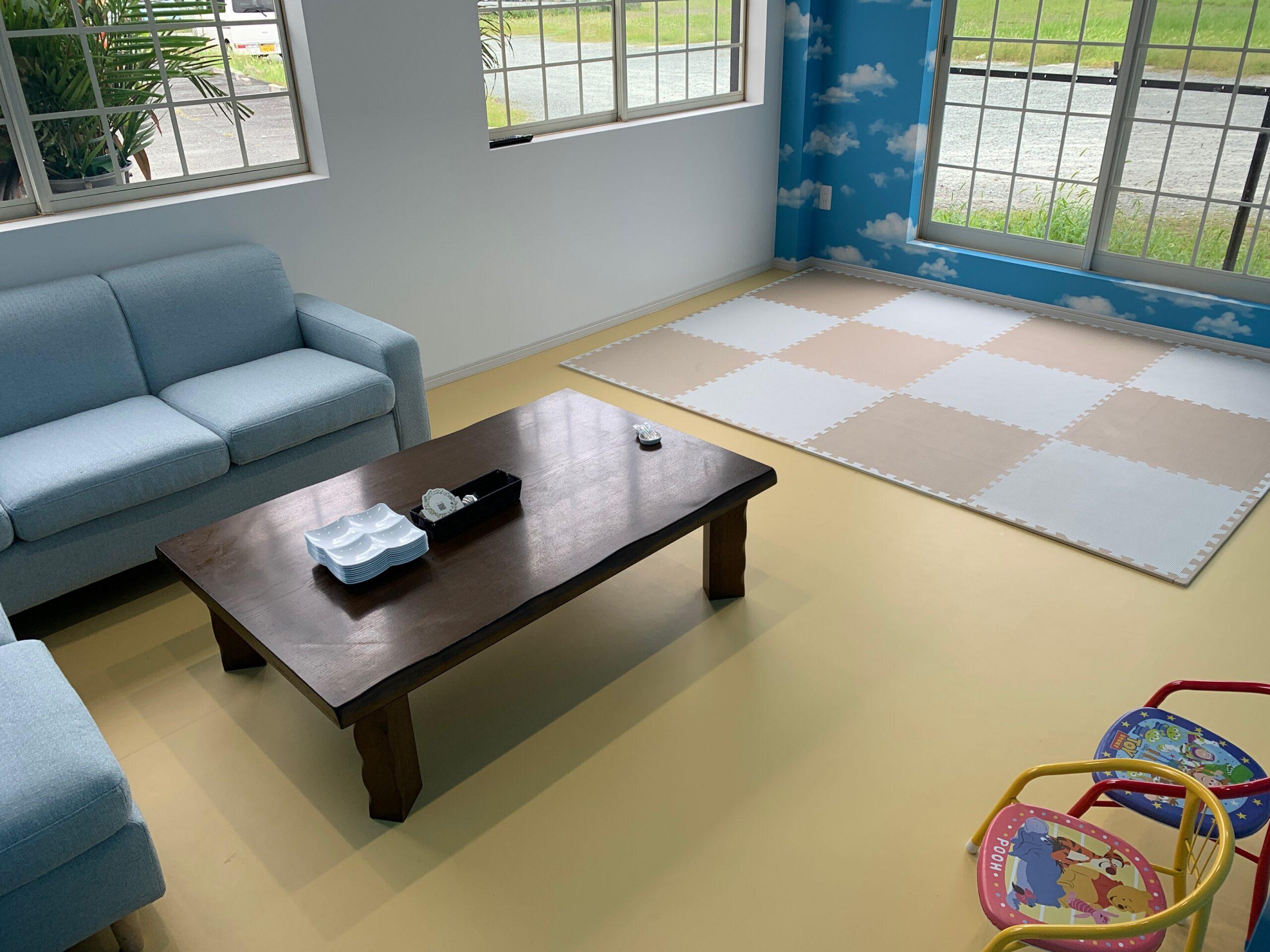 Thousand Kitchen愁月の家族用の個室