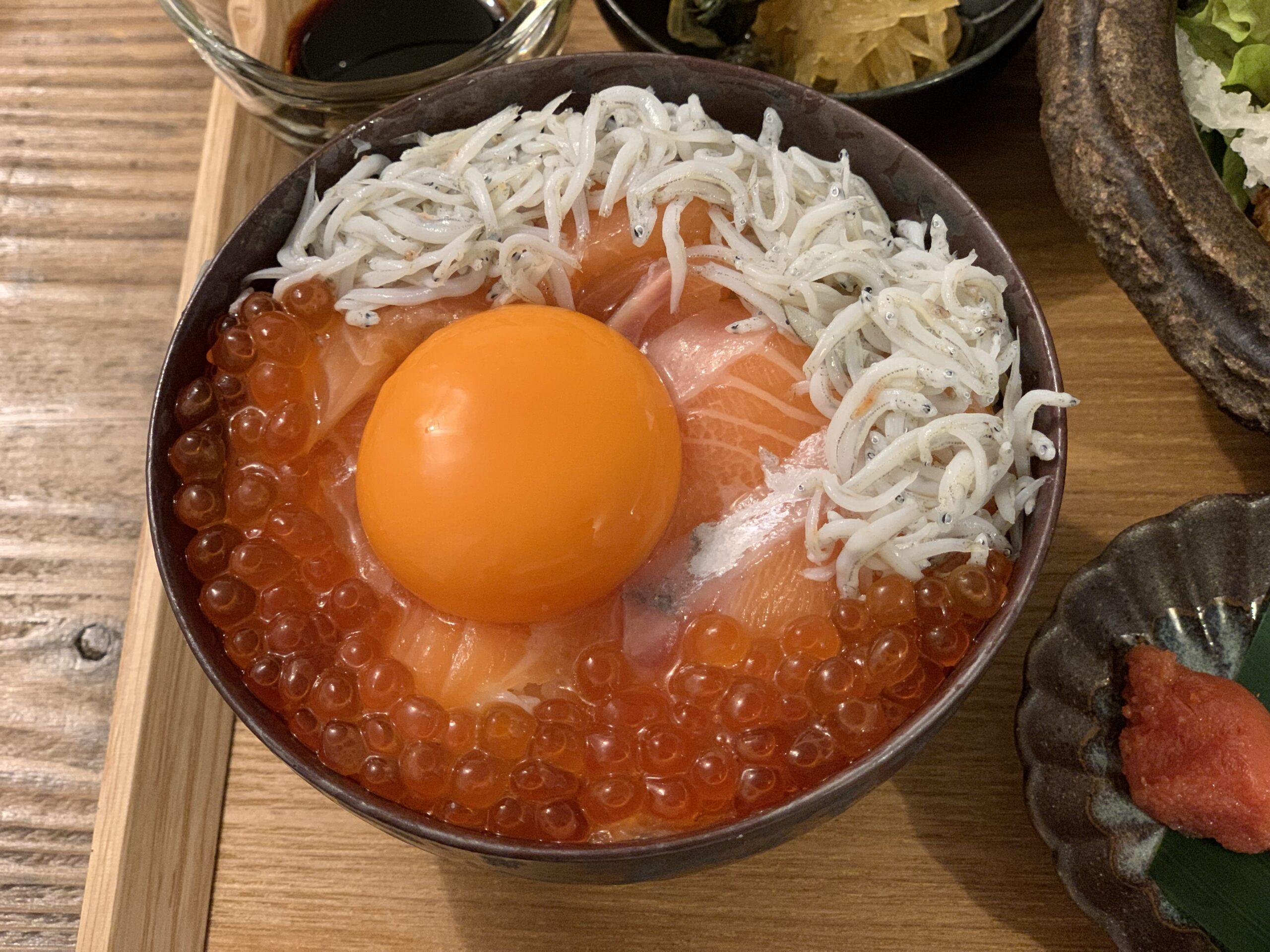 おによめの海鮮丼